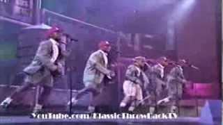 "Boyz II Men - ""Motown Philly"" Live (1992)"