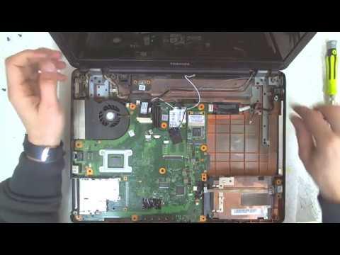 For Toshiba Satellite L300D-115 CPU Fan