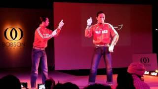 2010/06/05 BOBSON DOUBLE O展示会&ダンスショー&DANCE@TV公開収録 @ラ...
