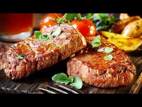 Как приготовить стейк из шейки свинины