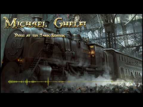 Epic Orchestral Steampunk Music - Panic at the Train Station by Michael Ghelfi