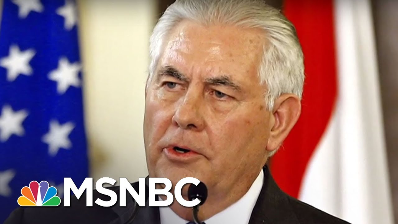 Who Is Mike Pompeo And What Are His Policies? | Velshi & Ruhle | MSNBC #1