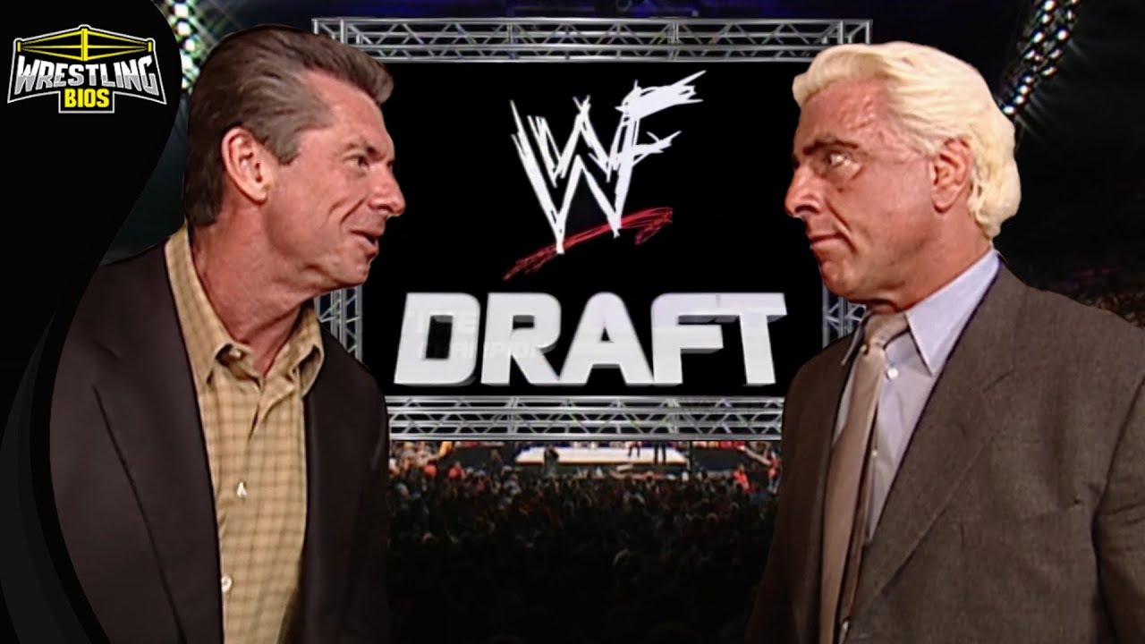 The First Ever WWF Draft