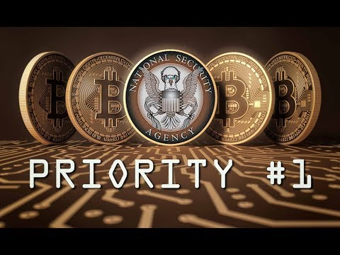 """Download Youtube: NSA Says: """"BitCoin is #1 Priority"""""""