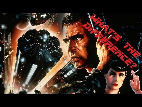 What's the Difference: Blade Runner vs Do Androids Dream of Electric Sheep