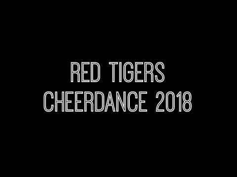 RED TIGERS CHEERDANCE 2018