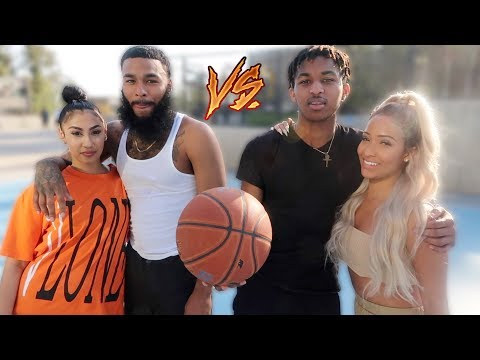 Love and Basketball! DDG & Kennedy vs Queen Naija & ClarenceNYC TV