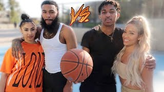 Love and Basketball! DDG & Kennedy vs. Queen Naija & ClarenceNYC TV thumbnail