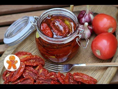 Вяленые помидоры в домашних условиях от юлии высоцкой