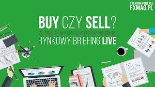 Analiza rynków LIVE (8 stycznia) - Forex, indeksy, surowce