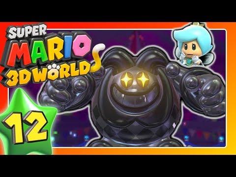 ES in Super Mario 🐱 SUPER MARIO 3D WORLD Part 12