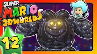 SUPER MARIO 3D WORLD 🐱 Part 12: Japan-Feeling, Fuzzy-Fabrik & ES aka Blubbarrio