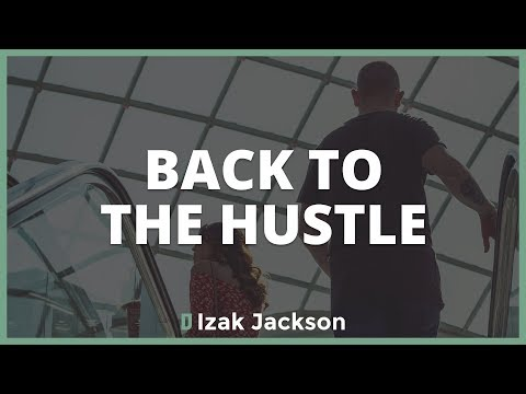 Back To The Hustle [UPDATE] // Vlog 19