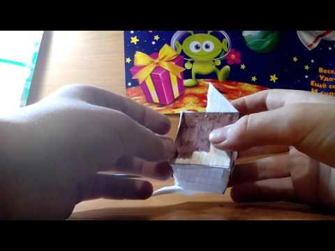 Майнкрафт как сделать меч из бумаги видео 103