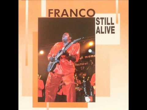 [Concert Still Alive 1987]Franco & Le T.P OK Jazz - Tala merci ba pesa na mbwa