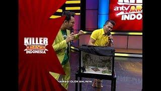 Kepanikan Umar bikin juri terhibur! – Killer Karaoke Indonesia