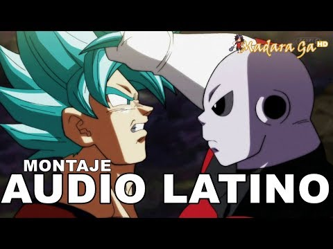 Goku es humillado por Jiren   Montaje Audio Latino