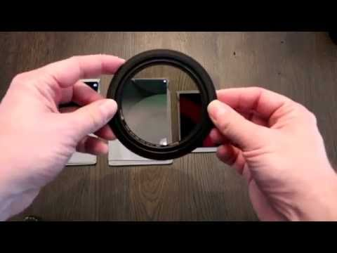 Filters en filterhouders videoblog door Francis de Beus