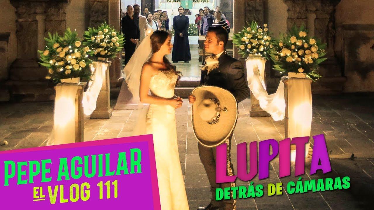 "Pepe Aguilar - El Vlog 111 - Detrás de cámaras ""Lupita"""