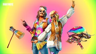 New Dreamflower and Far Out Man skin // Pro Fortnite Player // 1300+ wins // max sensitivity player