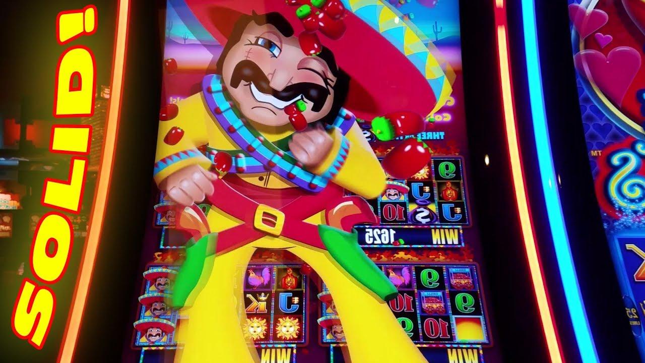 Slot Machines At Red Rock Casino Resort & Spa