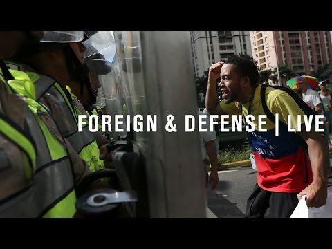 Venezuela in turmoil: The challenging path ahead | LIVE STREAM
