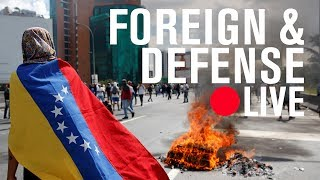 Venezuela in turmoil: The challenging path ahead | LIVE STREAM
