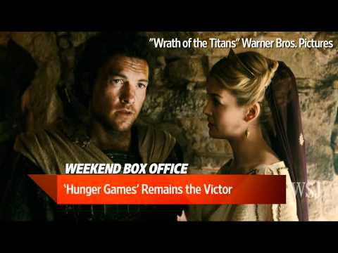 'Hunger Games' Wins Weekend Box-Office