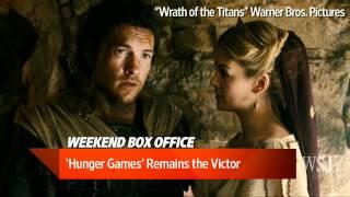 'hunger Games' Wins Weekend Box Office
