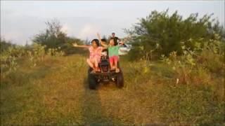 TEST RIDE ATV VIAR 150