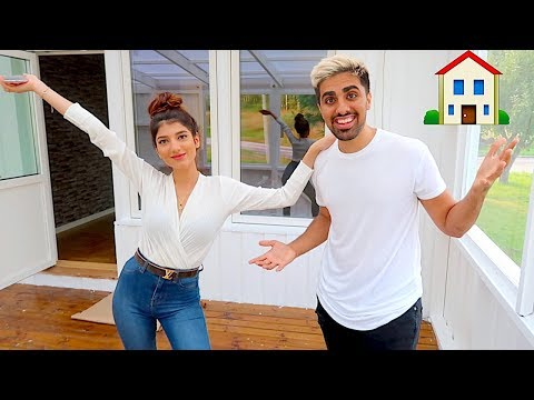 WE BOUGHT OUR FIRST HOUSE !!!