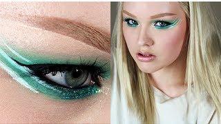 ode to keha makeup tutorial - keha inspired