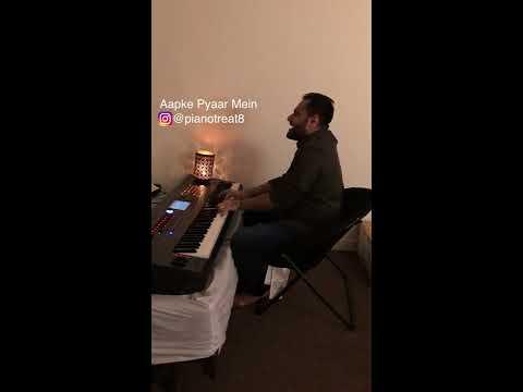 Aapke Pyaar Mein | Piano Treat | Raaz | Dino Morea | Bipasha Basu | Instrumental Cover