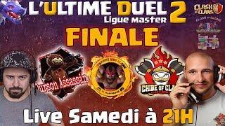 🔴 La GRANDE FINALE Ultime Duel   Chibe of clan VS Ourson Assassin   UN seul ENNEMI, son VIS-A-VIS