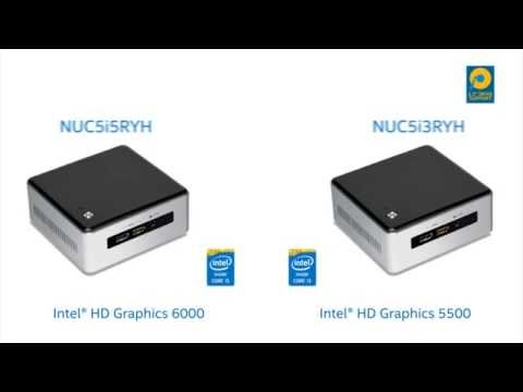 Introducing the new 5th Gen Intel NUC