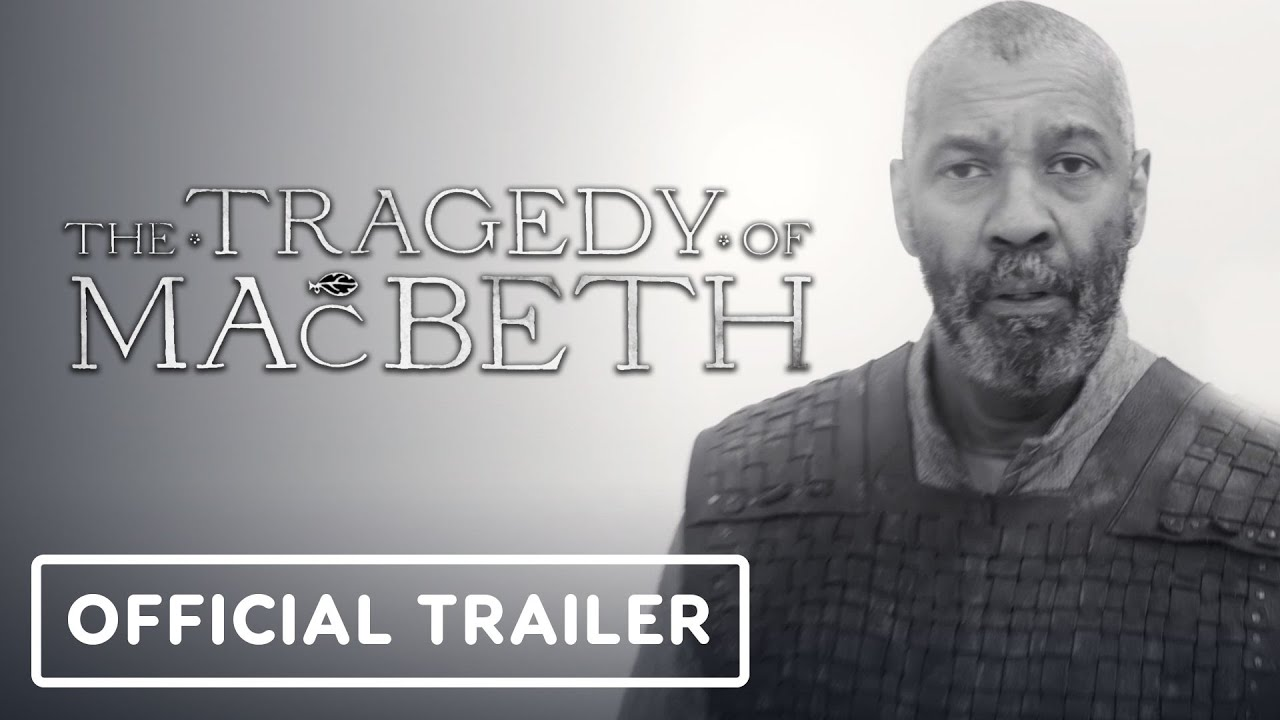 Download The Tragedy of Macbeth - Official Trailer (2021) Denzel Washington, Frances McDormand