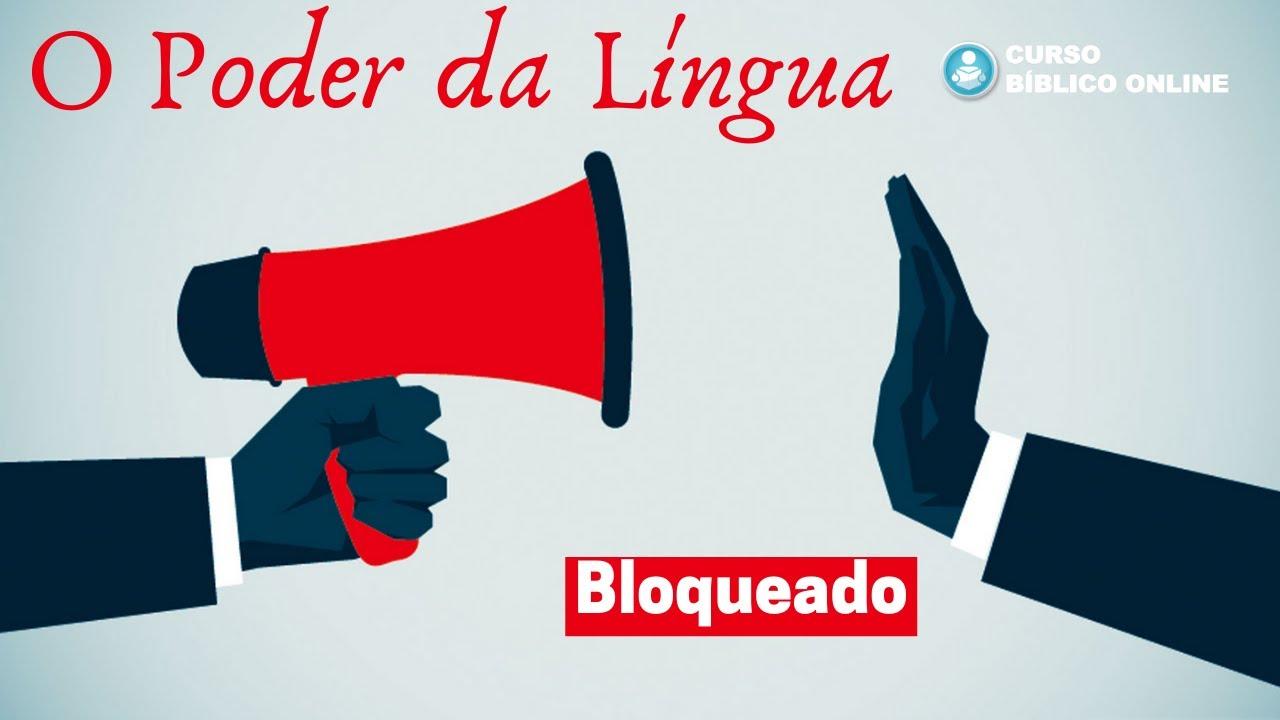 O Poder das Palavras - Quando a Língua é usada para a Destruição!