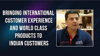 International customer experience