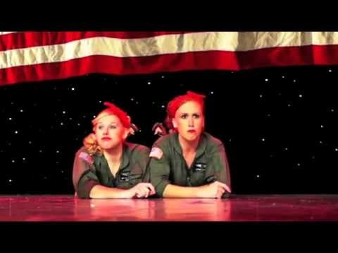 Rosie the Riveter Song Letters From Home Singers