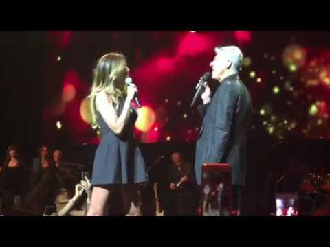 Amore bello -Claudio Baglioni e Virginia Raffaele-