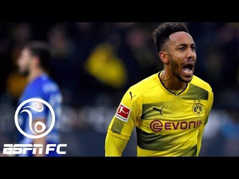 Is Pierre-Emerick Aubameyang the next striker for Chelsea? | ESPN FC