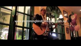 Moon River (Singer/Guitarist)