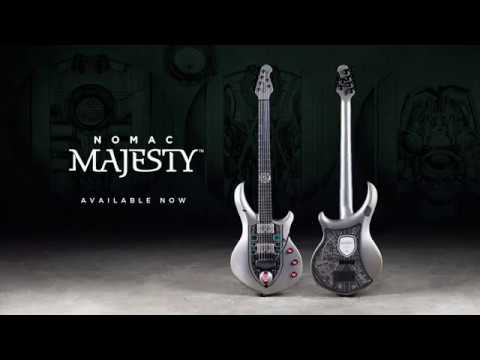Ernie Ball Music Man John Petrucci Nomac Majesty Guitar
