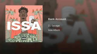Bank Account - 21 Savage - Audio 8D