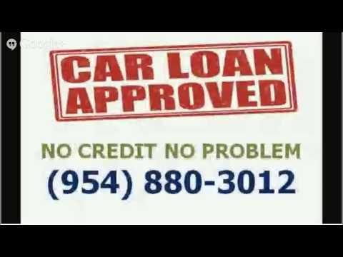 Bad Credit Car Title Loans Pembroke Pines 33026 - CALL 954-880-3012