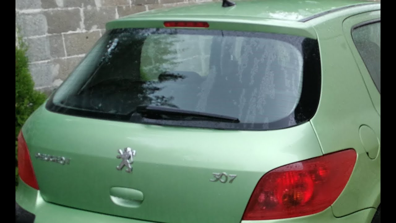 hight resolution of peugeot 307 how to change rear lights youtube rh youtube com peugeot 307 interior peugeot 306
