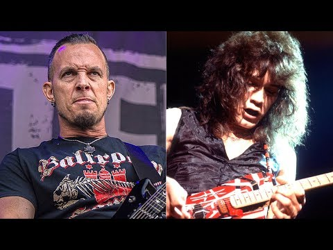 Mark Tremonti: Playing in Front of Eddie Van Halen