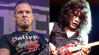 Mark Tremonti: Playing in Front of Eddie Van Halen