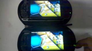 PSP ad-hoc pes 2013