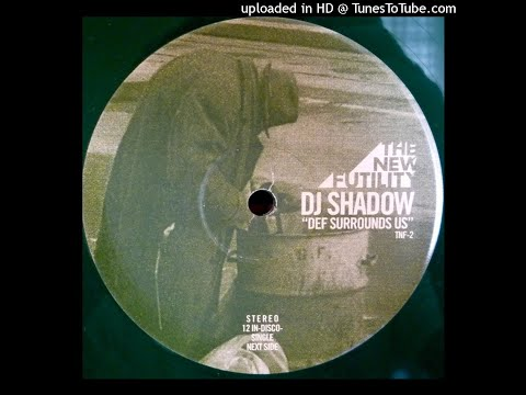 DJ Shadow - Def Surrounds Us (Neil Landstrumm Remix)